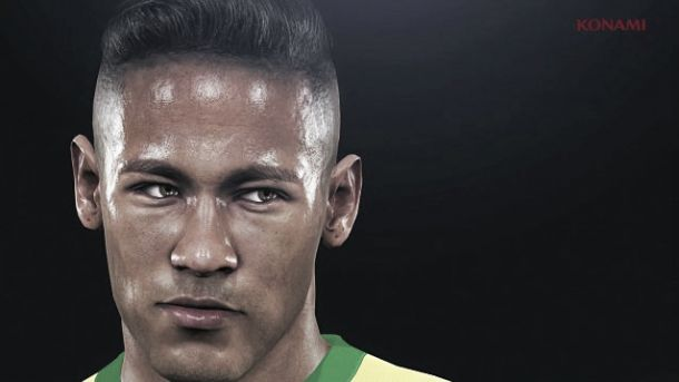 Neymar announced as PES 16 cover star