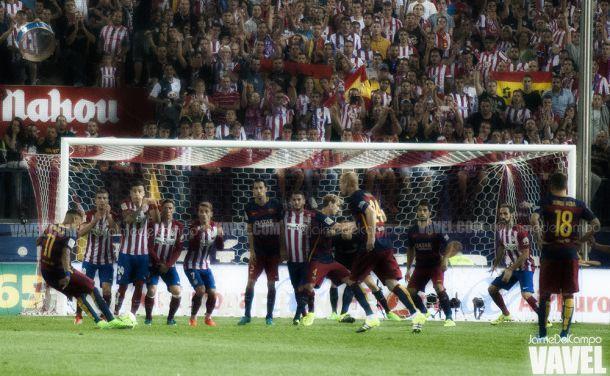 Liga 2015/2016: tutti i risultati della 3° giornata