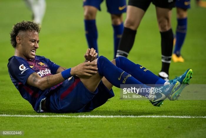 Neymar's departure is a massive blow to Barcelona's future