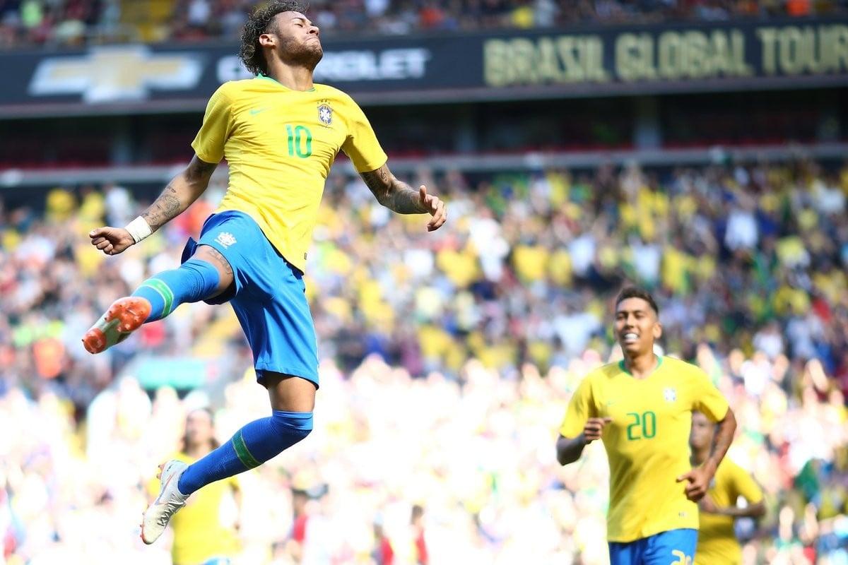 Brasile, con Neymar è tutto più facile
