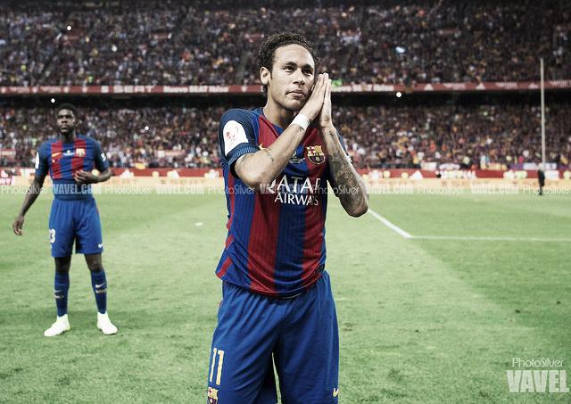 Neymar y el FC Barcelona sellan la paz