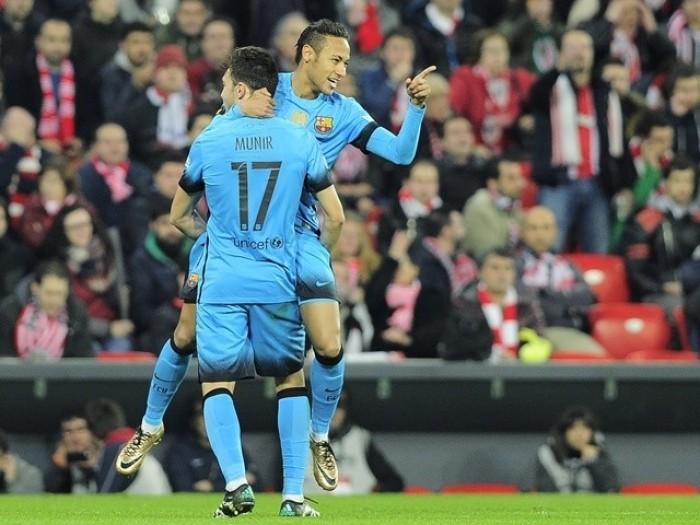 Coppa del Re, il Barcellona ipoteca la qualificazione: 1-2 a Bilbao