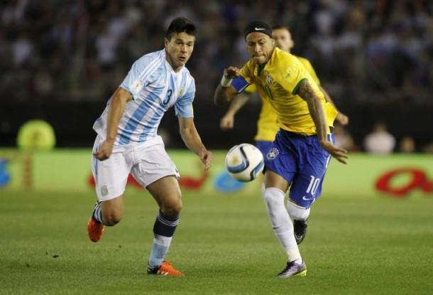 L'Argentina non ingrana con il Brasile: 1-1