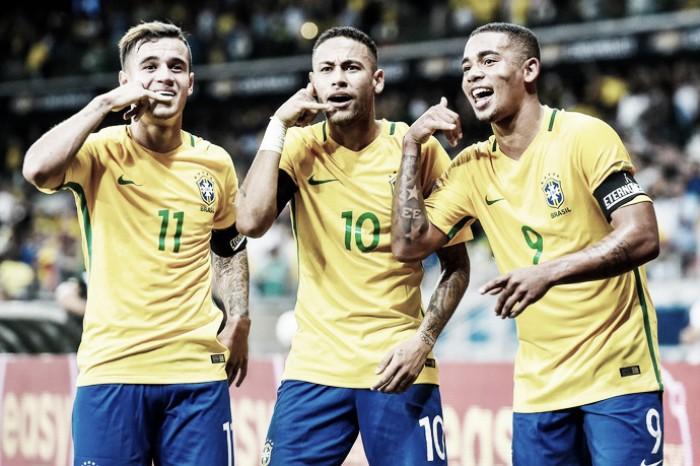 Fifa define critério e Brasil será cabeça de chave na Copa do Mundo de 2018