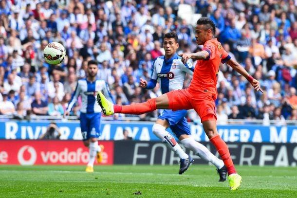 RCD Espanyol - F.C Barcelona : puntuaciones RCD Espanyol jornada 33