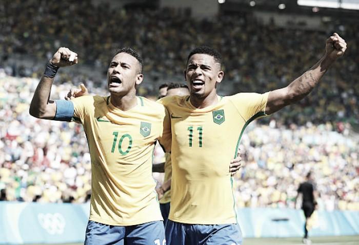 Gabriel Jesus crê em ida de Neymar à Premier League no futuro