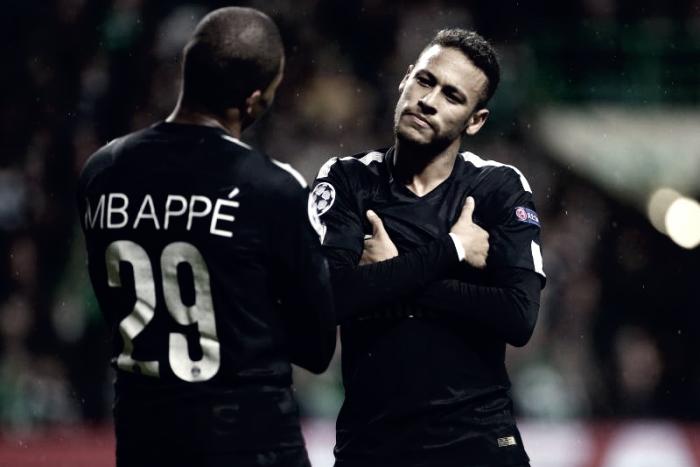 Un PSG sin Neymar ni Mbappé