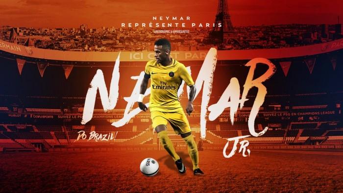 Avec Neymar, le PSG vise bien plus que la Ligue 1