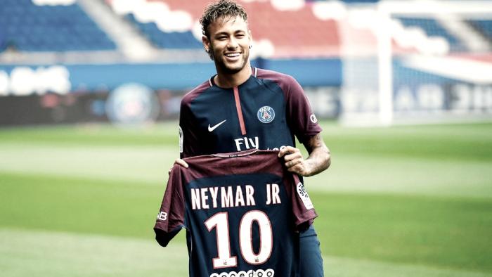 """Neymar: """"Estoy preparado para jugar si el míster lo quiere"""""""