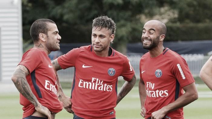 Neymar será protagonista do esquema tático de Unai Emery