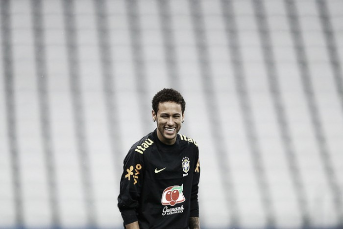Neymar frisa amadurecimento e reafirma que vive o melhor momento da carreira