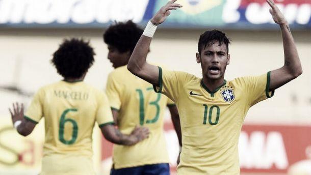 Le Brésil étrille le Panama, sans forcer