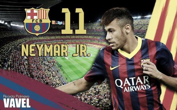 FC Barcelona 2014/15: Neymar Jr
