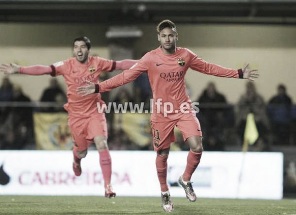 Villarreal 1- Barcelona 3 (2-6 agg): Blaugrana win on the road and book ticket to Copa Del Rey Final