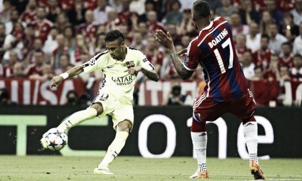 Bayern caseiro insuficiente para travar caminhada triunfal do Barcelona