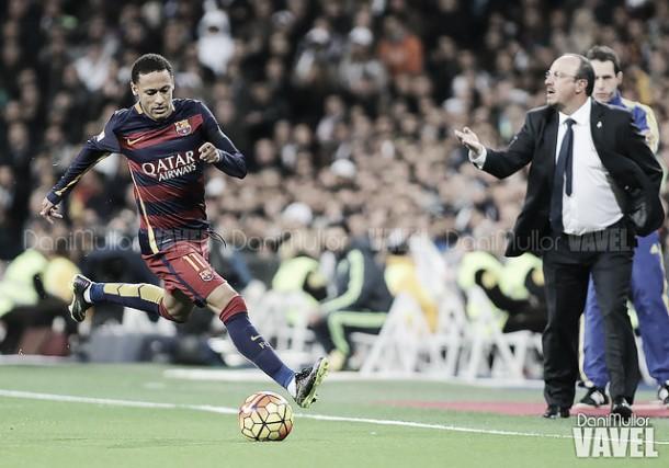 Liga BBVA: Barcelona humilha Real e deixa Benítez em maus lencóis