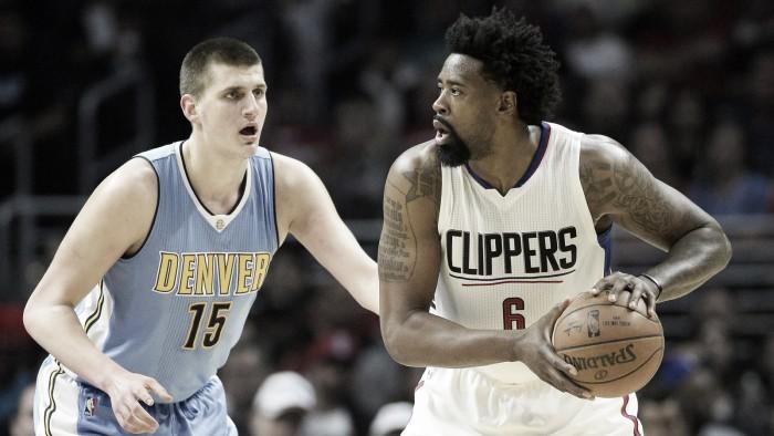 Sorpresiva victoria a domicilio de los Nuggets ante los Clippers