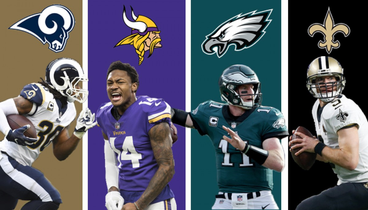 NFL: Early favorites for NFC Division winners