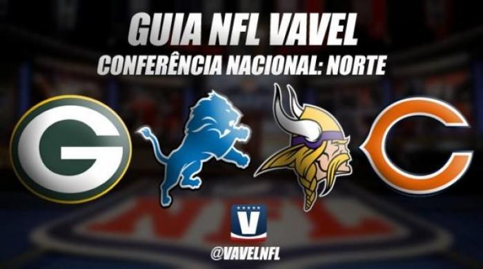 Guia VAVEL NFL 2016/17 - Divisão Norte da NFC