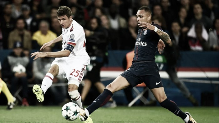 Resumen Bayern Múnich vs París Saint-Germain en Champions League 2017 (3-1)