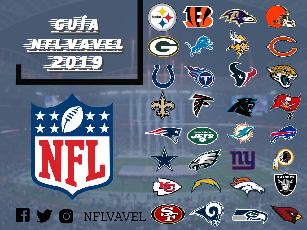 Guía NFL VAVEL 2019