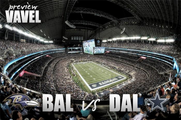 Baltimore Ravens vs Dallas Cowboys Preview: Dak Prescott looking to guide Cowboys to ninth straight win