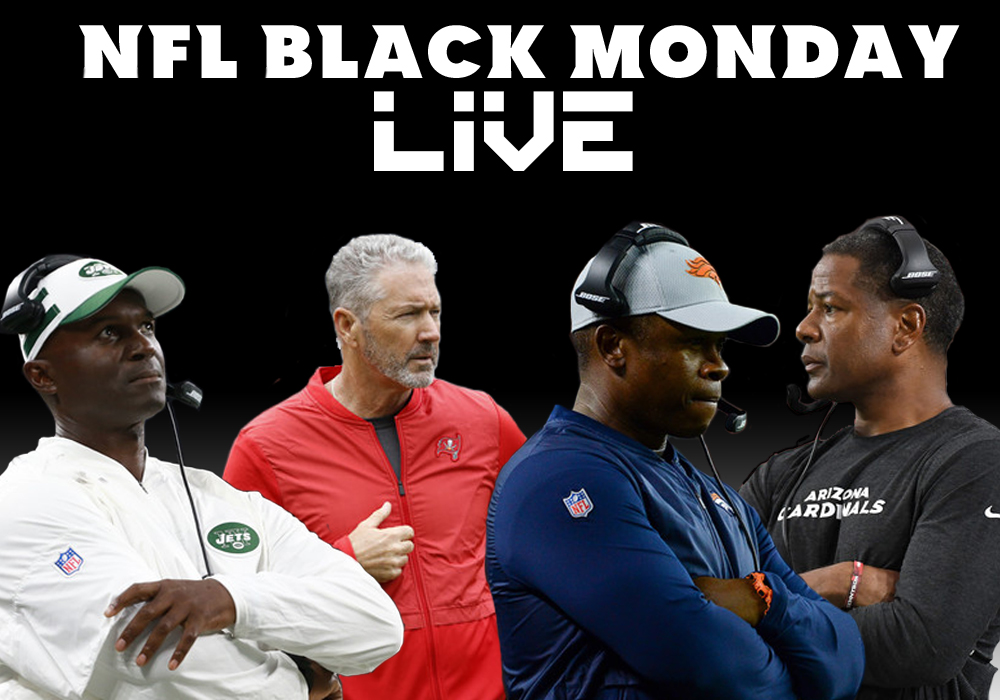 NFL Black Monday Live