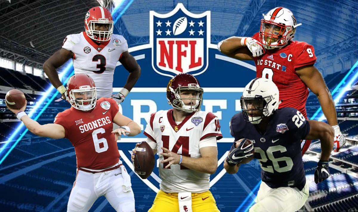 2018 NFL Draft Live: Round 1