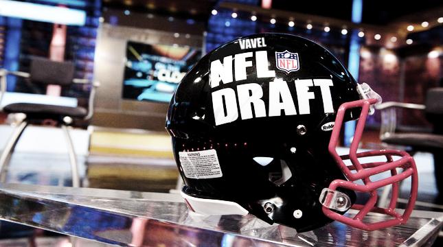 Um olhar eficiente para o Draft da NFL