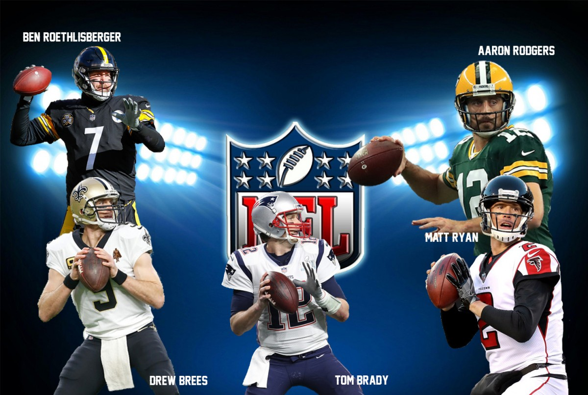 NFL Top-10: Quarterbacks