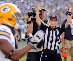 San Diego gana a unos Packers que todavía necesitan engrasar la maquinaria