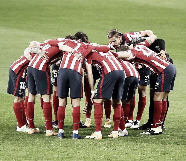 Resumen Atlético de Madrid vs Lokomotiv de Moscú (0-0) en UEFA Champions League 2020