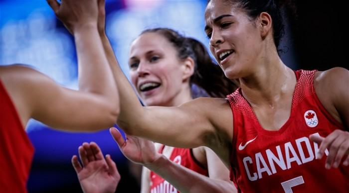 Rio 2016 - Basket femminile: il Canada sfida il Senegal, il Team Usa la Serbia