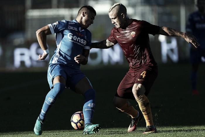 "Nainggolan lamenta chances perdidas contra Empoli e avisa: ""Precisamos ser mais precisos"""