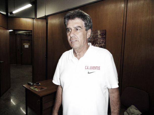 Luiz Carlos Ferreira é o novo técnico do Juventus