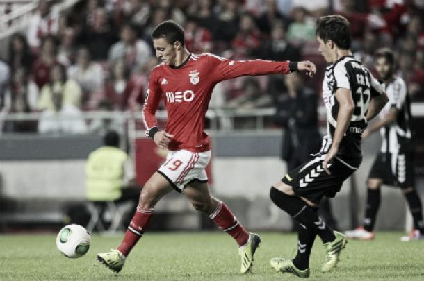 Resultado Nacional - Benficaen la Liga Portuguesa 2013(0-1)