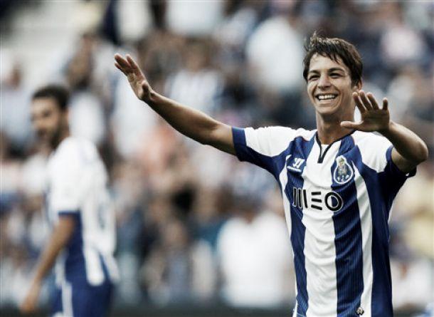 FC Porto vence Moreirense...mas só na segunda parte