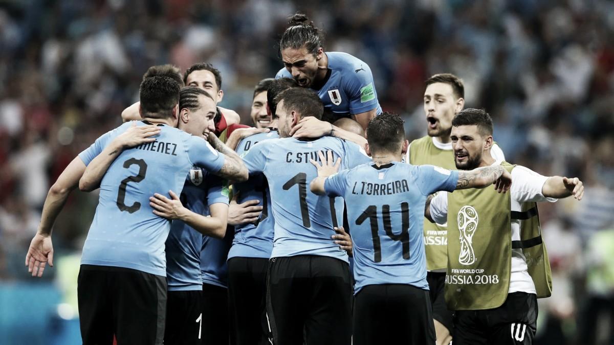 """Con """"EC21"""" Uruguay avanza a cuartos"""