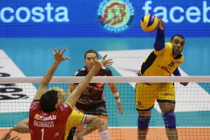 Volley M, Superlega Unipol Sai A1: il punto sulla 21^ giornata