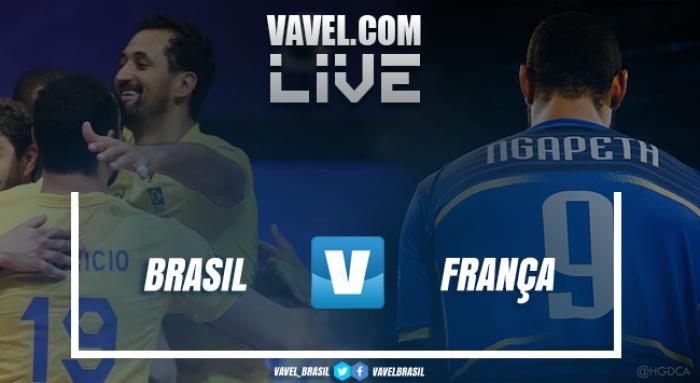 Resultado Brasil x França pela final da Liga Mundial de vôlei (2-3)