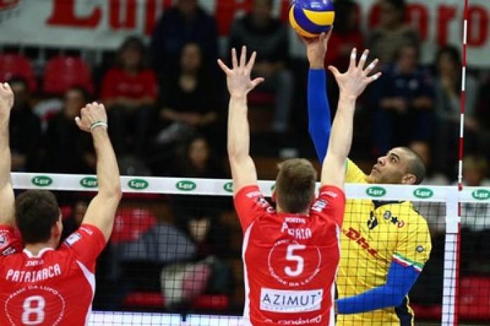 Volley M, Superlega UnipolSai A1: il punto sulla 18^ giornata