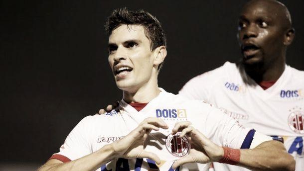 Em jogo de seis gols, América-RN derrota o Bragantino