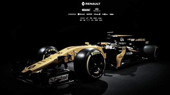 Formula 1, ecco la Renault: novità e curiosità della vettura francese