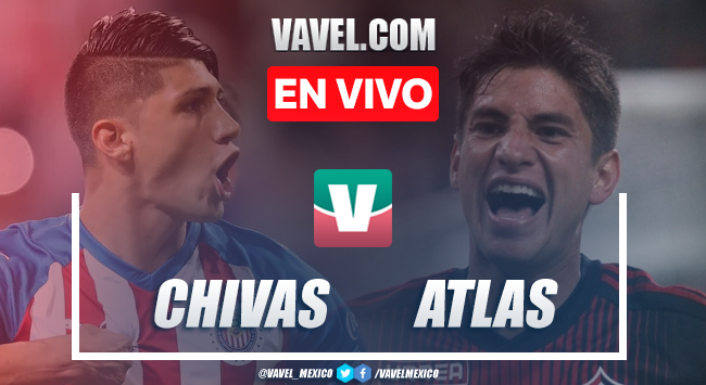 Resumen y goles Chivas 1-0 Atlas en Apertura 2019 Liga MX