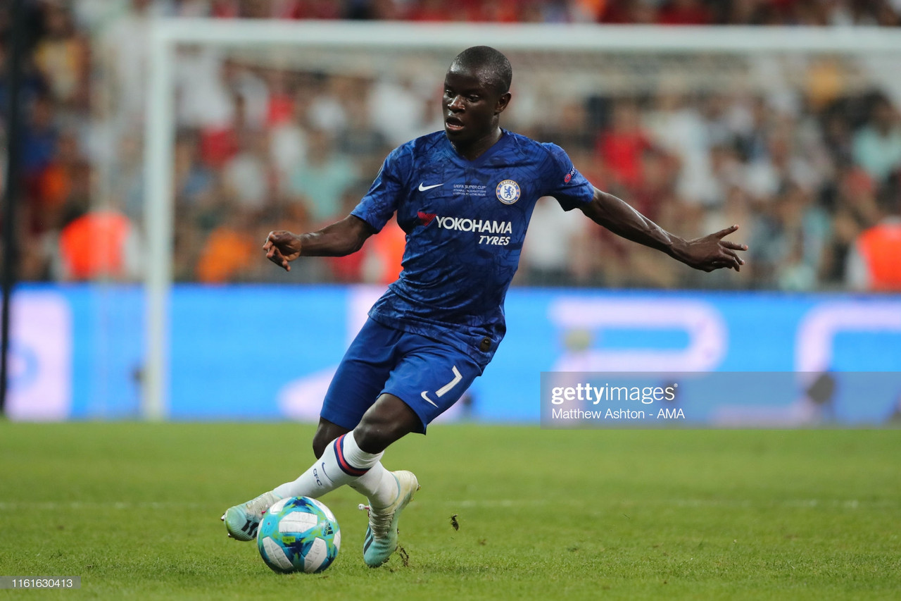A vital part of the squad has returned but how Important is N'Golo Kante?