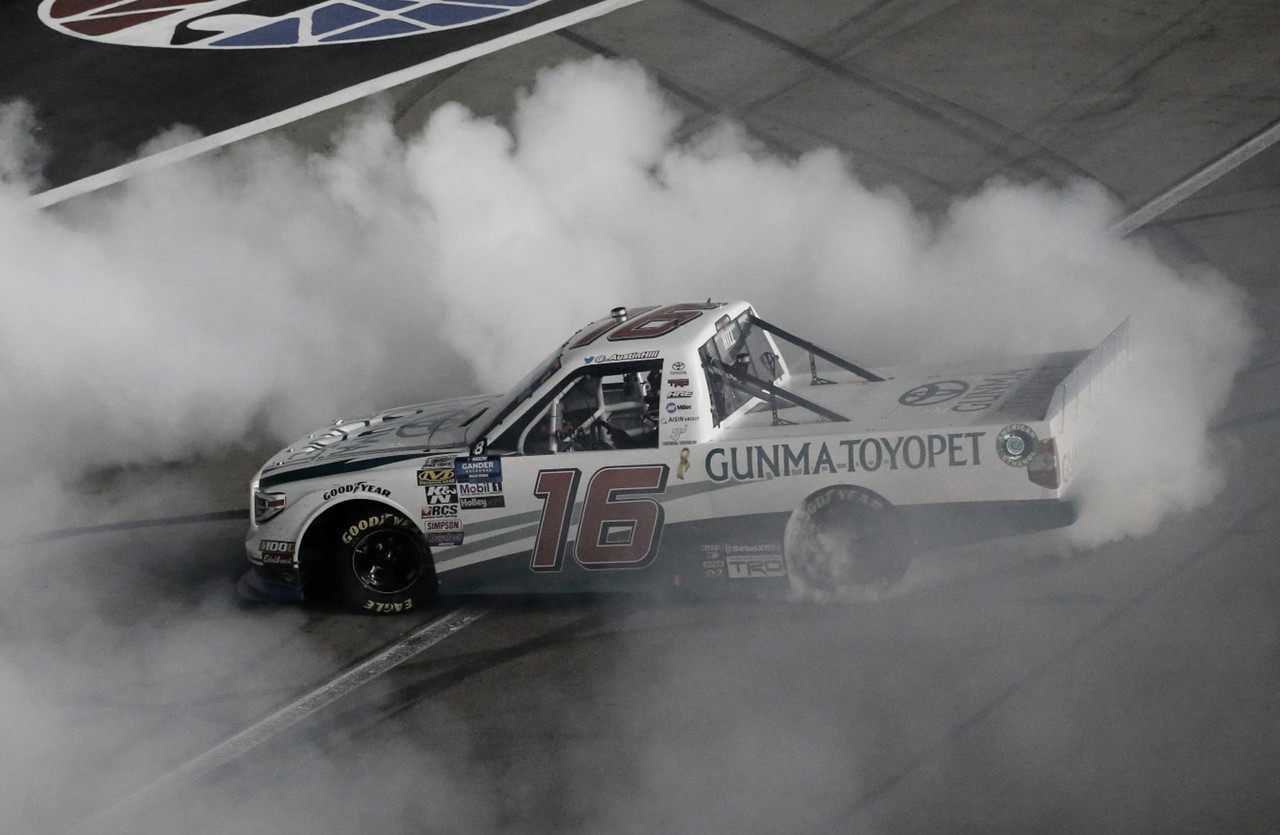 Trucks Play-Off: Hill gana en Las Vegas