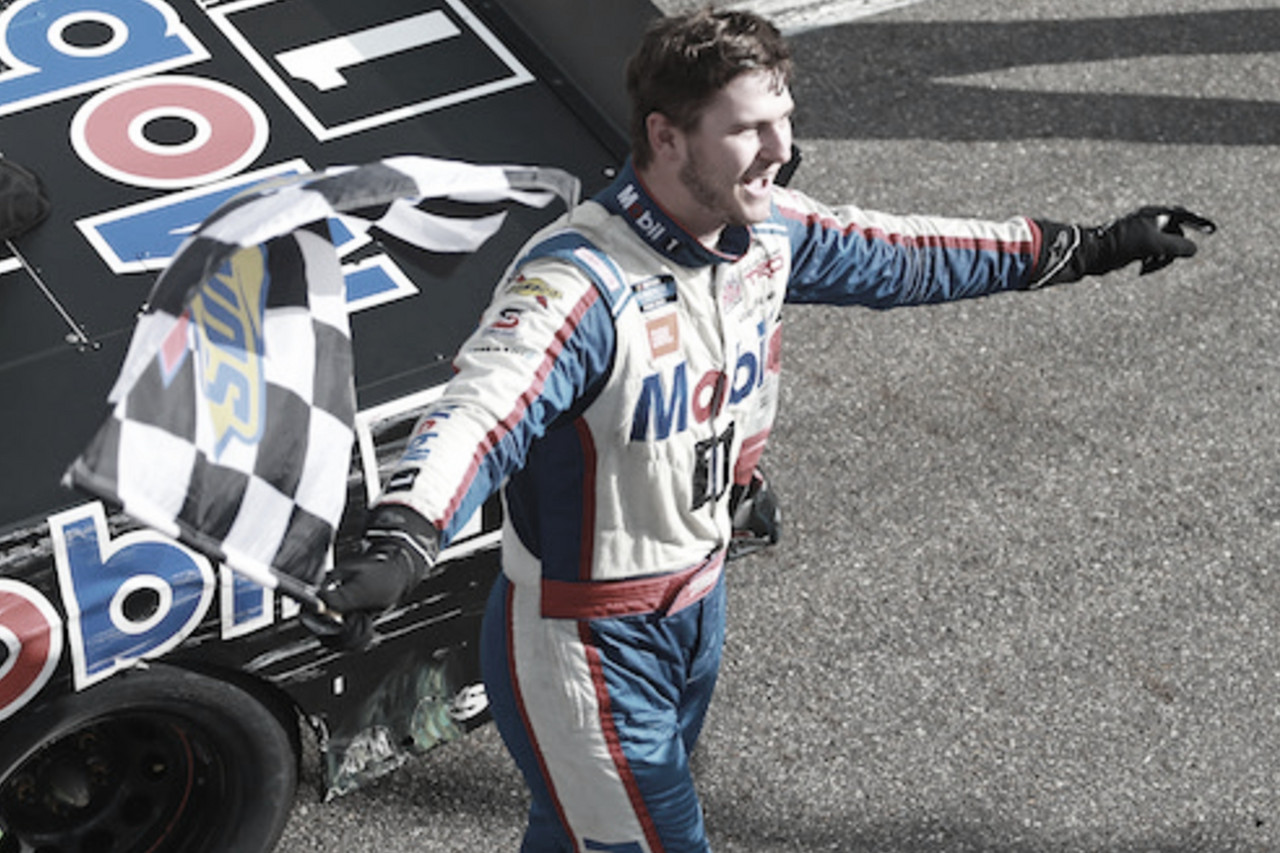 Trucks Play-Off: ¡Al fin, Todd Gilliland!