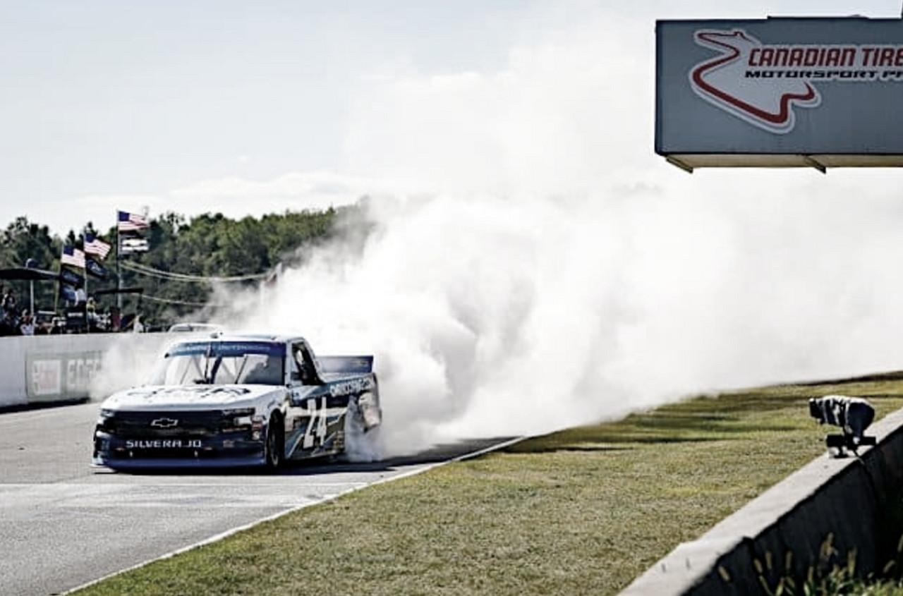 Trucks Play-Off: Moffitt domina en Canadian Tire