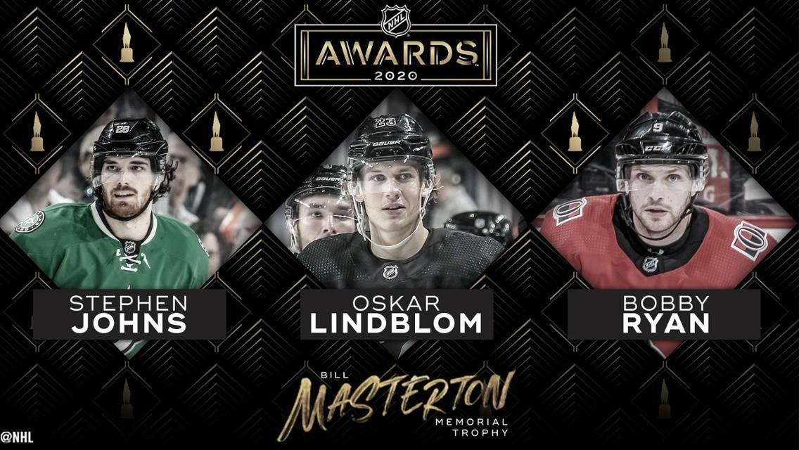 Publicados los finalistas de los Trofeos Masterton y Lady Byng