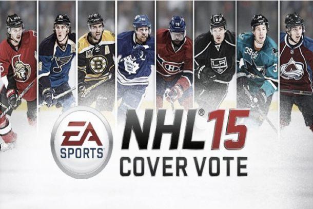 La NHL y los videojuegos: todas las carátulas de EA Sports
